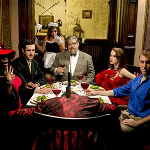 Cincinnati Murder Mystery: death at the dinner table